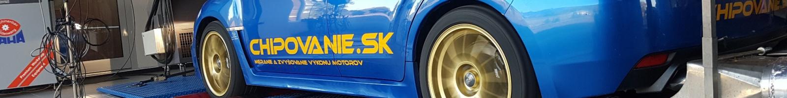 Chiptuning vozidiel, tuning a meranie výkonu motora